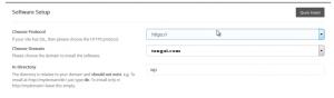 Hướng dẫn cài đặt website wordpress