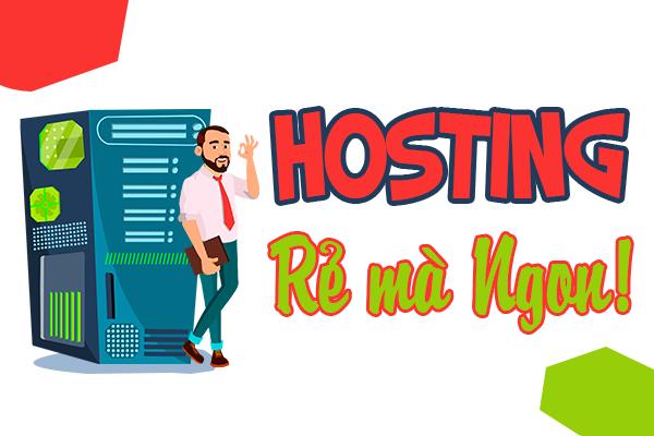 Hướng dẫn mua hosting chất lượng giá rẻ và những diểm cần chú ý