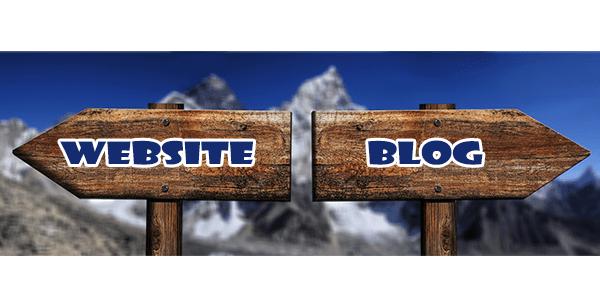 Blog và Website cái nào hơn?