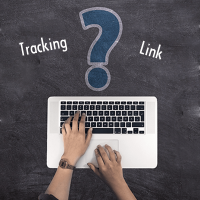 Tracking link trên website wordpress