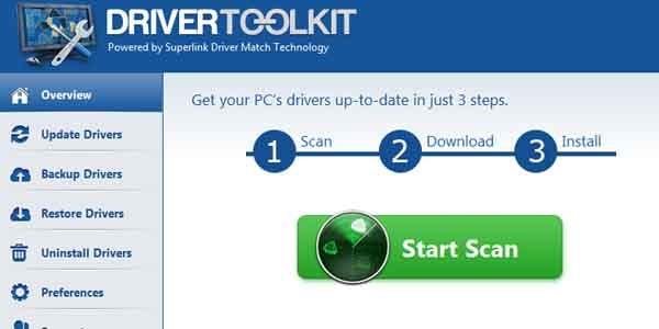 Phần mềm cài đặt driver tự động cho PC