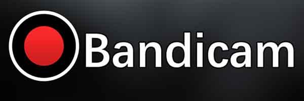 ghi hình màn hình với phần mềm Bandicam