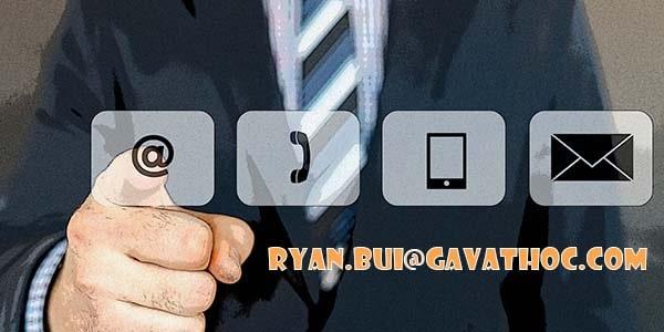 Liên hệ với Ryan