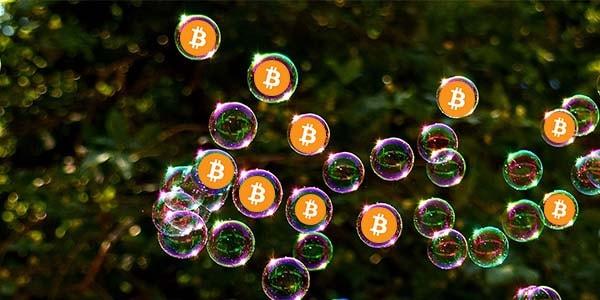 Bong bóng Bitcoin khi nào vỡ