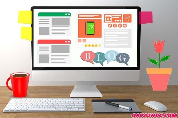 Giao diện Blog quyết đinh sự thành bại của một business online